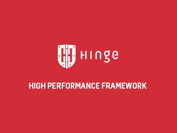 High Performance Framework Need